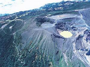Irazu Volcano, Orosi Valley and Lankester Gardens   CAMINO ...