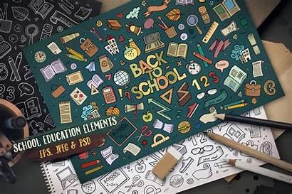 Objects Cartoon Vector Gigantic Bundle Bundles Cart