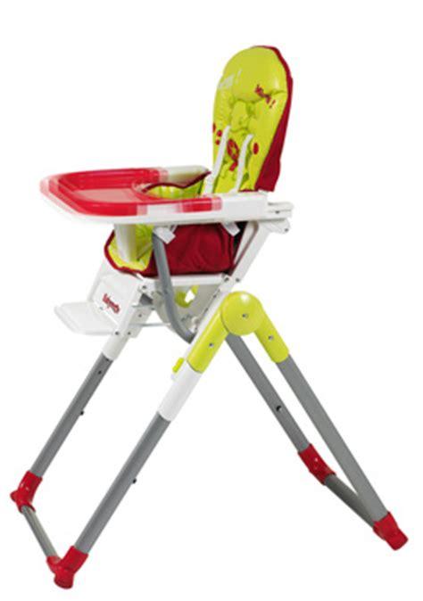 chaise haute autour de bébé chaise haute slim babymoov autour de bebe table de lit a