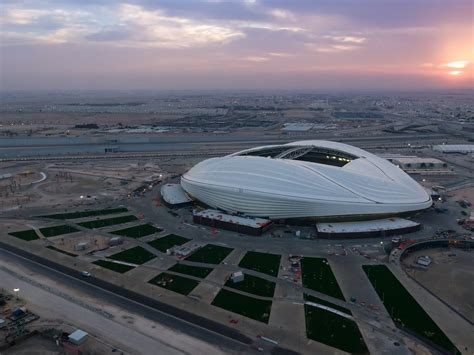Jun 21, 2021 · qatar were awarded hosting rights to next year's world cup in 2010 but have since been hit with several accusations of corruption in relation to winning the bid, while human rights watchdogs have also been fiercely critical of the treatment of migrant workers who were drafted into the country to help build the necessary stadia. Zaha Hadid's Al Wakrah 2022 FIFA World Cup Stadium in ...