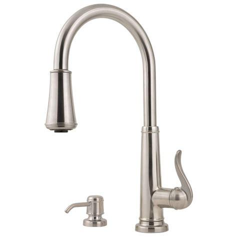 kitchen faucets sprayer glacier bay market single handle pull sprayer kitchen