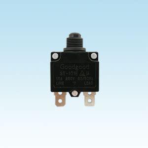 China Manual Reset Miniature Circuit Breaker