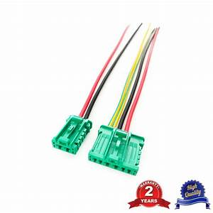 Wiring Harness For Heater Resistor Renault Citroen Megane