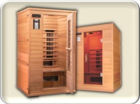 wärmekabine oder sauna ob infrarotkabine w 228 rmekabine infrarot sauna oder