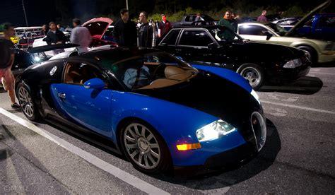 Rare Bugatti Veyron 1/4 Mile Footage!