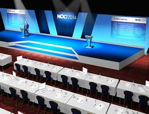 Stage Set Design | Conferences & Exhibitions | The Events ...
