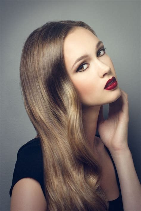 Get Glossy Hair by How To Get Shiny Hair Aelida