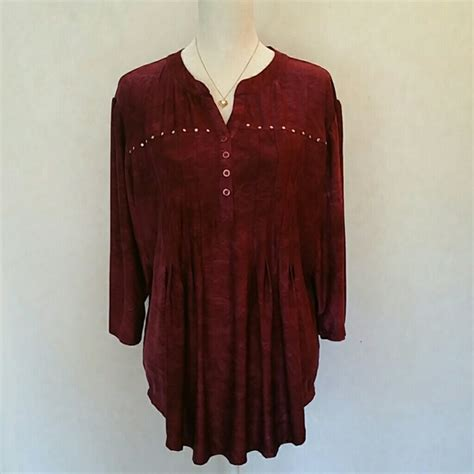 new yorker tops shannon ford new york beautiful maroon shannon ford new