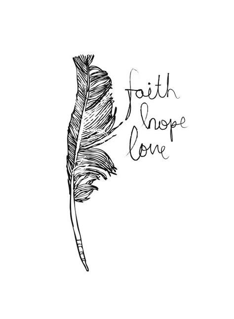 I like the lettering. faith, hope and love. my latest