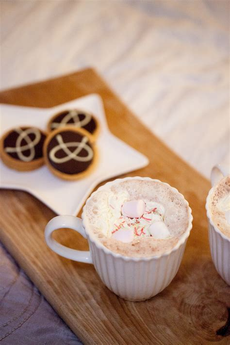 canapé cosy festive drinks and canape ideas for cosy nights or
