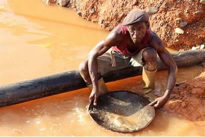 Mercury Mining Gold Guyana Undp Miners Artisanal