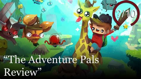 adventure pals review youtube