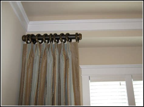curtain rods for side panels door side panel curtain rods curtains home design