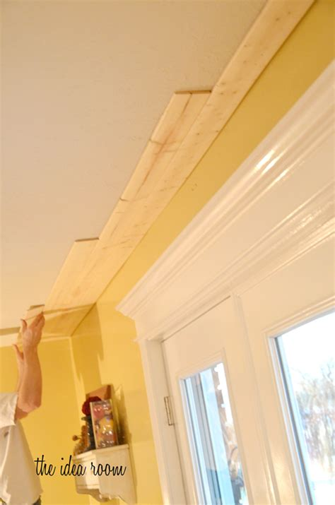 Wood Ceiling Planks by How To Diy A Wood Planked Ceiling Right At Home Plank