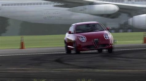 Top Gear Alfa Romeo Challenge by Alfa Romeo Mito Top Gear Track