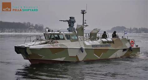 Russian Raptor Boats by Russian Black Sea Fleet Receives Two Advanced Raptor
