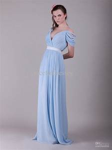 light blue vintage bridesmaid dresses for gorgeous look With light blue dress for wedding