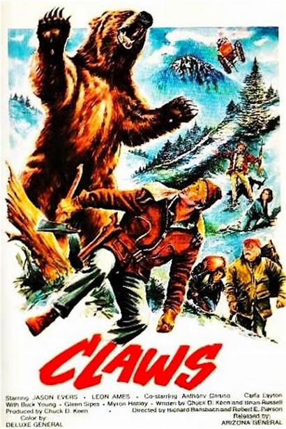 Claws 1977 Jaws Grizzly 1976 Movie