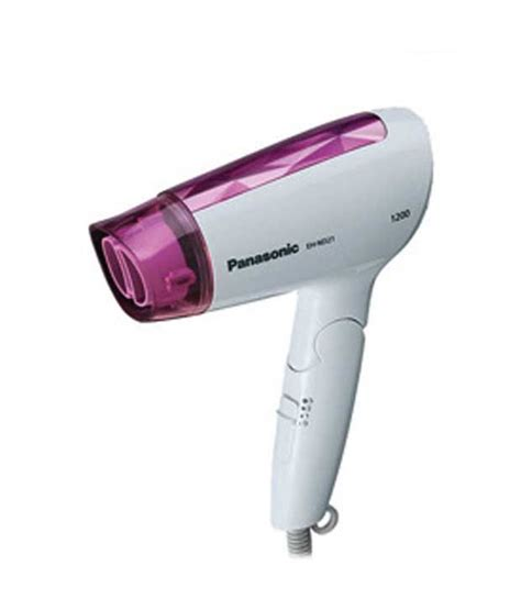 panasonic ehnd21 hair dryer white and purple buy