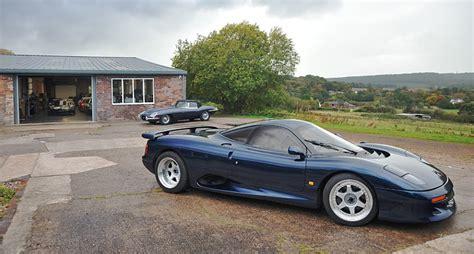 Jaguar XJR15 [HD] LOUD REVS + EPIC acceleration sound ...