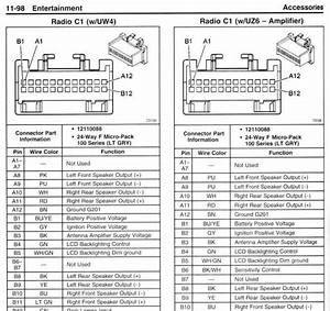 2005 Gmc Sierra Bose Radio Wiring Diagram