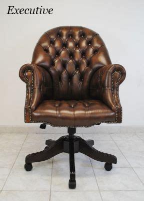 chesterfield chesterfield fauteuils de bureau