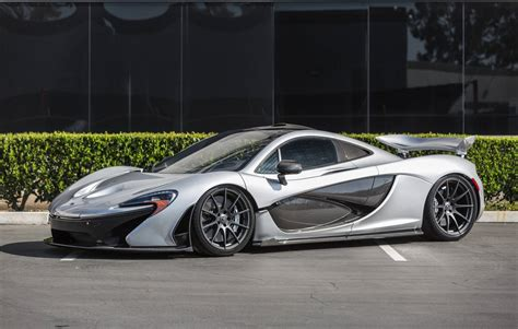 Supernova Silver McLaren P1 for Sale in the US at ...
