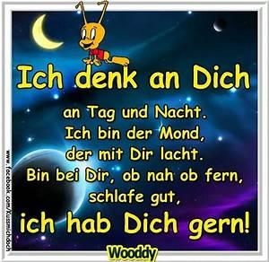 Süße Gute Nacht Sprüche : 1000 ideas about gute nacht spr che on pinterest abend bilder night shift and good night ~ Frokenaadalensverden.com Haus und Dekorationen