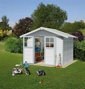 Abri De Jardin 6m2 : abri de jardin d co 4 9 m grosfillex ~ Dailycaller-alerts.com Idées de Décoration