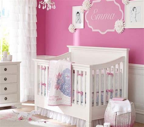 crib sets for nursery bedding pottery barn