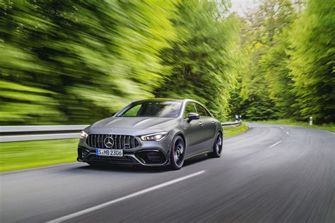 mercedes amg cla   revealed  hp gtspirit