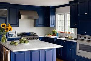 cool blue kitchens flagstaff design center With kitchens with blue in it