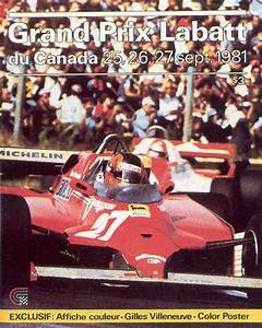 Programme Grand Prix F1 : gp canada 1981 photo gallery racing sports cars ~ Medecine-chirurgie-esthetiques.com Avis de Voitures