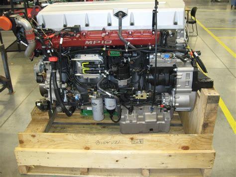 Mack Truck Diesel Engines