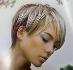 Coloration Cheveux Court : couleur coupe courte ~ Melissatoandfro.com Idées de Décoration
