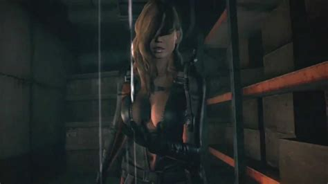 Resident Evil Revelations Prologue Rachael Youtube