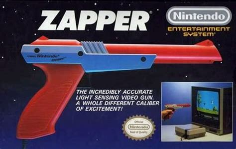How the Nintendo NES Zapper gun worked (and why it doesn't