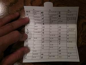 2004 Bmw 325ci Fuse Diagram Fuse Box Light Board Da