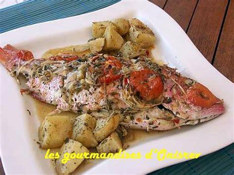 recette cuisine poisson plat poisson