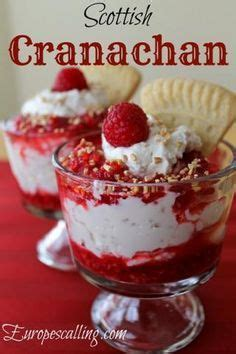 scottish cranachan wwweuropescallingcom scotland