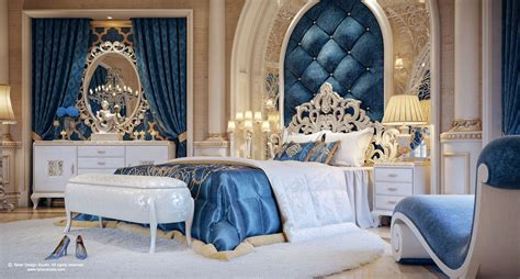 Home Decor Qatar : Luxury Mansion Interior