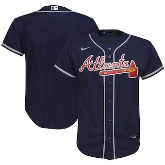 Official Atlanta Braves Jerseys, Braves Baseball Jerseys ...
