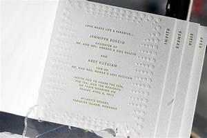 booklet letterpress wedding invitations bella figura With wedding invitation photo booklet