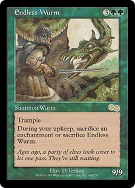 the endless wurm special puremtgo