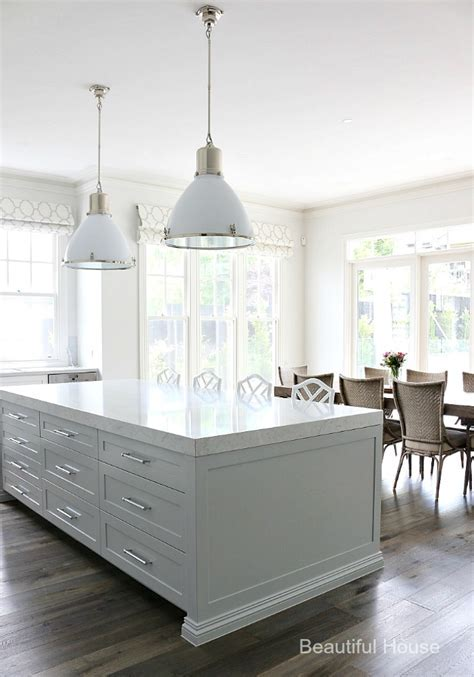 Hamptons Style Kitchen   Beautiful House