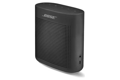 bose color bose soundlink color series ii soft black bose audio