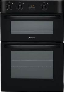 Hotpoint Dh53cks Double Built In Electric Oven