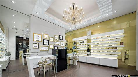 arredamento su misura arredamento ottica locchiale negozio ottica monza