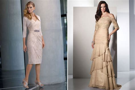 Mother Of The Bride Dresses : Top Dress Trends For Mothers Of The Brides