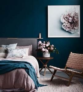 Table Basse Cuivre Rose : les 25 meilleures id es de la cat gorie chambres bleu fonc sur pinterest murs bleu fonc ~ Melissatoandfro.com Idées de Décoration